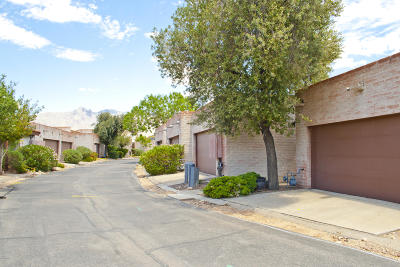 Tucson Townhouse For Sale: 1930 E Campbell Terrace