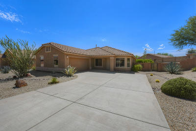 Green Valley Single Family Home Active Contingent: 681 W Via Alamos Drive