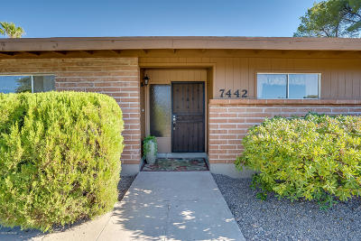 Single Family Home For Sale: 7442 E Calle Toluca