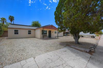 Single Family Home For Sale: 5566 E Lester Street