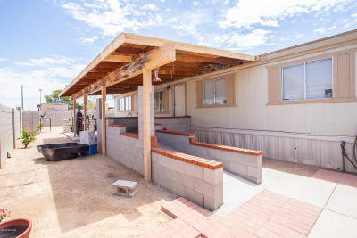 Pima County Manufactured Home For Sale: 5949 S Vine Avenue