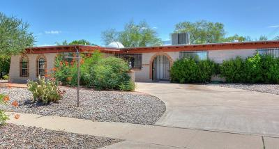 Single Family Home Active Contingent: 909 S Desert Steppes Drive