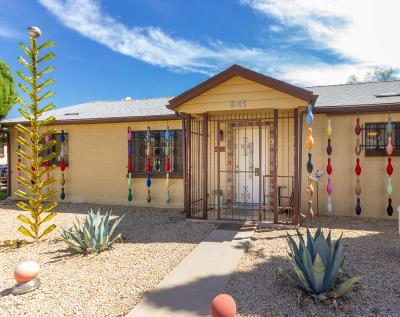 Pima County Single Family Home For Sale: 941 W Drexel Road