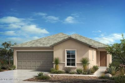 Pima County Single Family Home For Sale: 9118 W Wagon Spoke Court