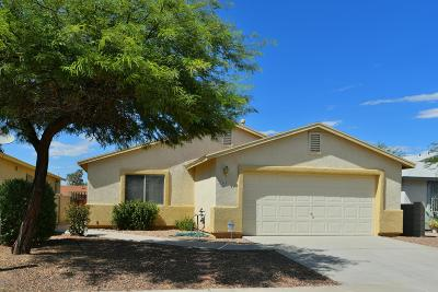 Tucson Single Family Home For Sale: 1476 W Flannery Place