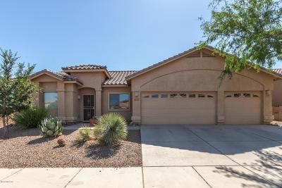 Marana Single Family Home For Sale: 12390 N Tare Lane
