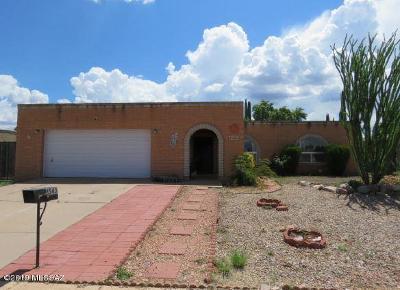Cochise County Single Family Home For Sale: 4540 Via Viento