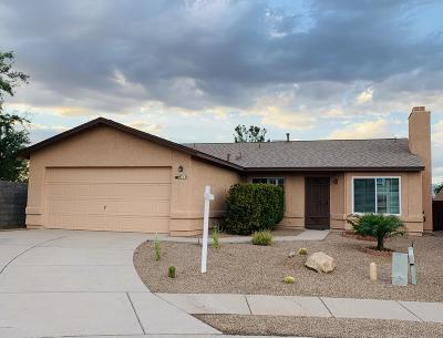 Single Family Home For Sale: 8715 E Squaw Peak Drive