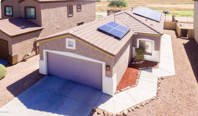 Sahuarita AZ Single Family Home For Sale: $185,000