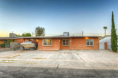 Pima County Single Family Home Active Contingent: 1064 W King Street