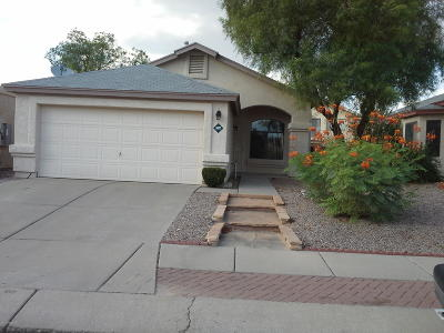 Single Family Home Active Contingent: 9977 E Paseo San Ardo