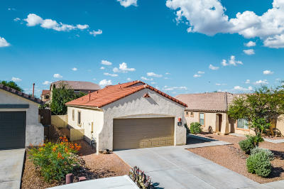 Sahuarita AZ Single Family Home Active Contingent: $172,500