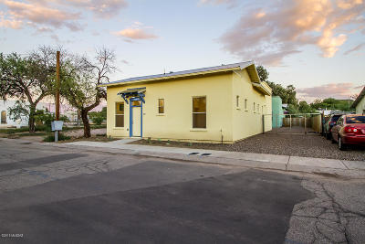 Pima County Single Family Home For Sale: 509 W Oury Street