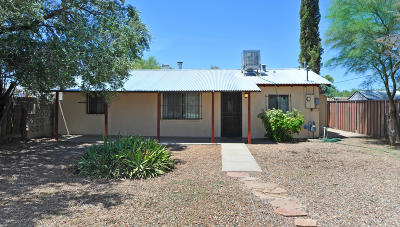 Single Family Home For Sale: 2511 N Sparkman Boulevard