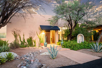 Tucson Single Family Home For Sale: 3940 E San Simeon Drive