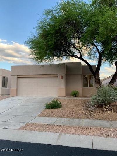 Tucson Single Family Home For Sale: 7342 E Calle Nostalgico
