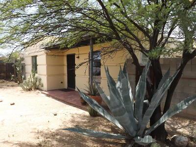 Single Family Home For Sale: 831 N Desert Avenue