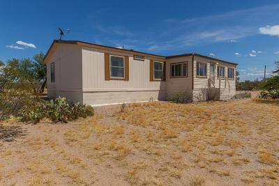 Pima County Manufactured Home For Sale: 6150 N Maverick Road