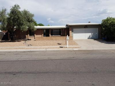 Pima County Single Family Home For Sale: 7716 N Jensen Drive