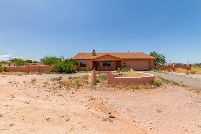 Cochise County Single Family Home For Sale: 632 S Cochise Lane