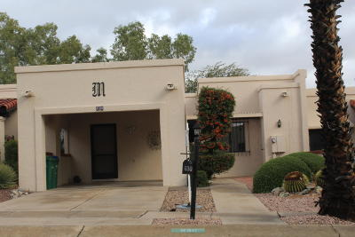 Green Valley Townhouse For Sale: 830 W Calle De Emilia