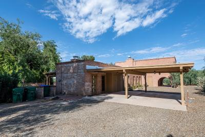 Tucson Single Family Home For Sale: 3597 N Bear Canyon Road