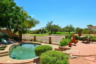 Oro Valley AZ Single Family Home Active Contingent: $217,500