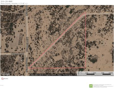 Tucson Residential Lots & Land For Sale: 4161 S Dusty Flat Trail