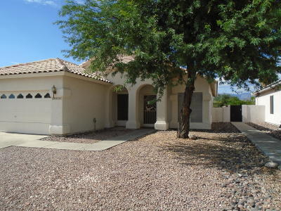 Tucson Single Family Home For Sale: 10035 E English Woods Road