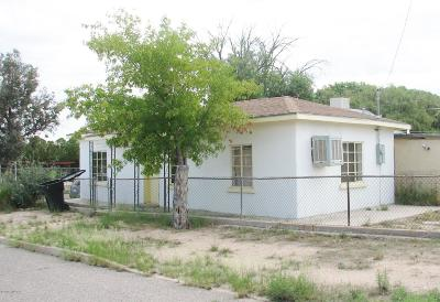 Cochise County Single Family Home Active Contingent: 504 E 5th Street