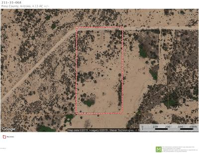 Tucson Residential Lots & Land For Sale: 4165 S Dusty Flat Trail