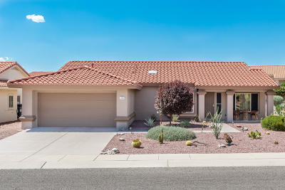 Pima County Single Family Home For Sale: 14205 N Alyssum Way