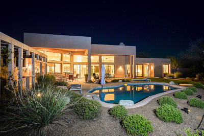 Oro Valley Single Family Home For Sale: 170 W Linda Vista Boulevard