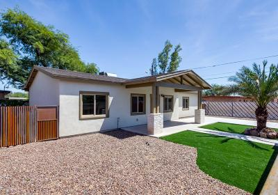Tucson Single Family Home For Sale: 1252 W Franklin Street