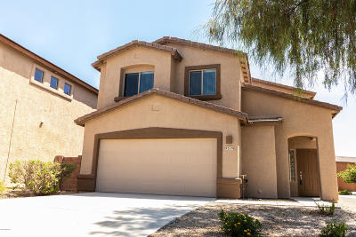 Pima County Single Family Home For Sale: 8320 N Johnson Drive
