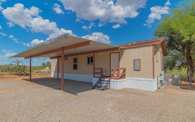 Pima County, Pinal County Manufactured Home For Sale: 3355 E Lamb Drive