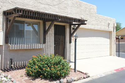 Tucson Townhouse For Sale: 960 W Paria Lane