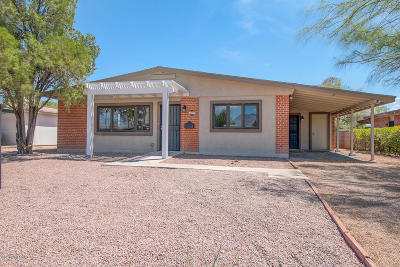 Tucson Single Family Home For Sale: 5058 E 13th Street