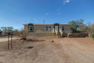 Pima County, Pinal County Manufactured Home For Sale: 6952 W Flying W Street