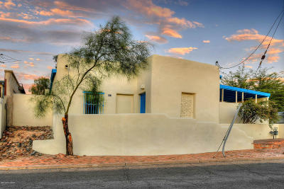 Tucson Single Family Home For Sale: 817 S 10th Avenue