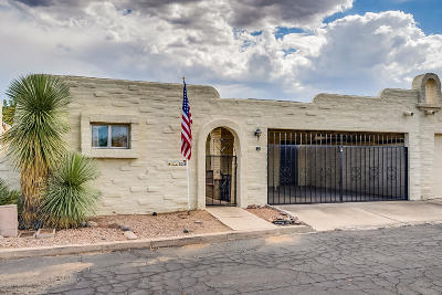 Pima County, Pinal County Townhouse For Sale: 324 E Via Terrenal
