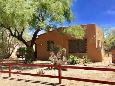 Tucson AZ Single Family Home For Sale: $235,000