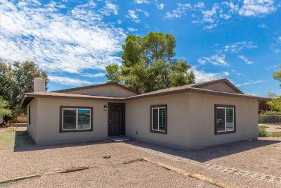 Tucson Single Family Home For Sale: 1467 W Delaware Street
