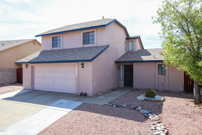 Pima County Single Family Home For Sale: 9690 N Donegal Place