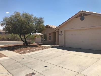 Pima County Single Family Home For Sale: 9001 N Grafton Avenue