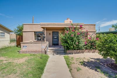 Pima County Single Family Home For Sale: 120 W 33rd Street