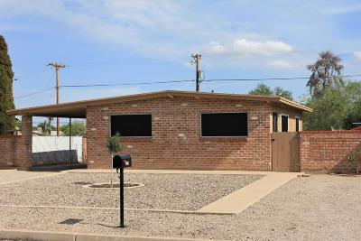 Pima County, Pinal County Single Family Home For Sale: 2907 E 24th Street