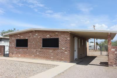 Pima County, Pinal County Single Family Home For Sale: 2957 E 24th Street