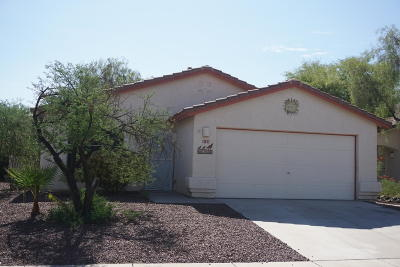 Tucson AZ Single Family Home For Sale: $215,000