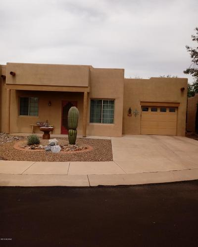 Pima County, Pinal County Townhouse For Sale: 3880 S Calle Viva